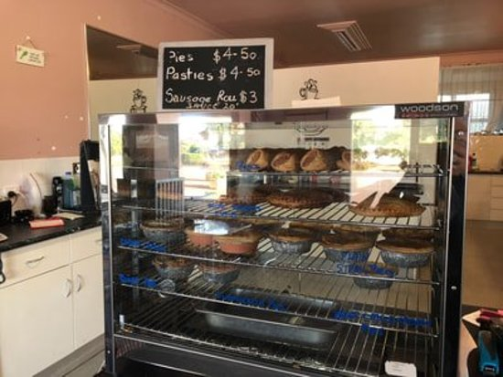 Golden Grain Bakery and Cafe - Accommodation Broken Hill