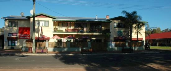 Northcliffe Hotel And Motor Inn - Accommodation Broken Hill