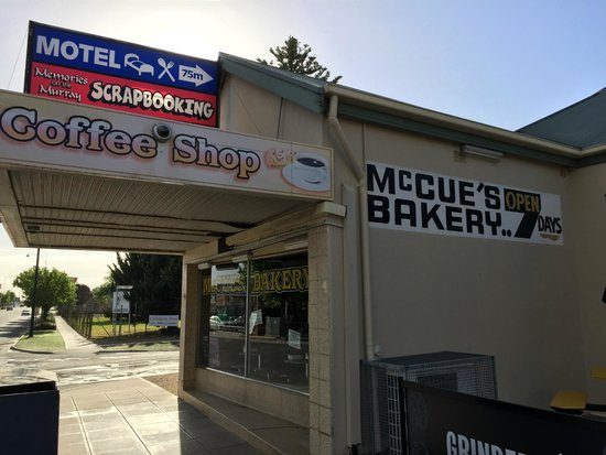 McCue's Bakery - Accommodation Broken Hill