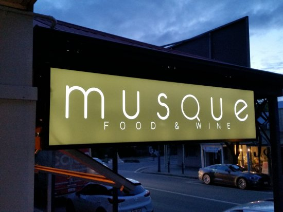 Musque Food  Wine