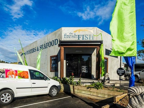 The Fresh Fish Place - Factory Direct Seafood