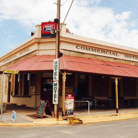 Commercial Hotel Orroroo - Accommodation Broken Hill