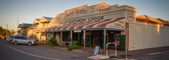 Emily's Bistro - Accommodation Broken Hill