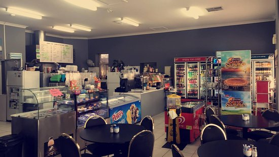 Gum Flat Diner  Take away - Accommodation Broken Hill