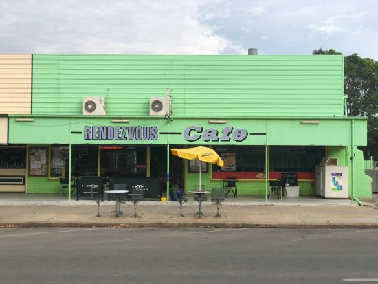 Rendezvous Cafe - Accommodation Broken Hill