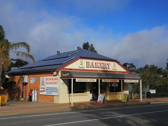 Sunrise Bakery - Accommodation Broken Hill