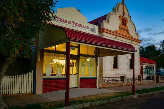 Teas on the Terrace - Accommodation Broken Hill