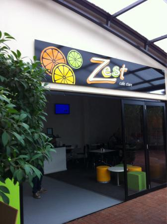 Zest Cafe - Accommodation Broken Hill