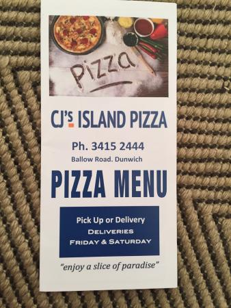 CJ's Cafe  Pizza - Accommodation Broken Hill