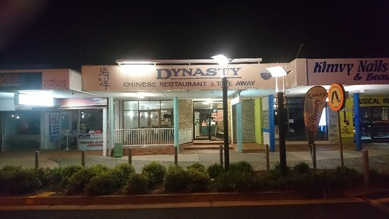 Dynasty Chinese Take Away