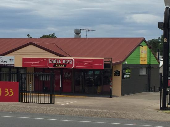 Eagle Boys Pizza - Accommodation Broken Hill