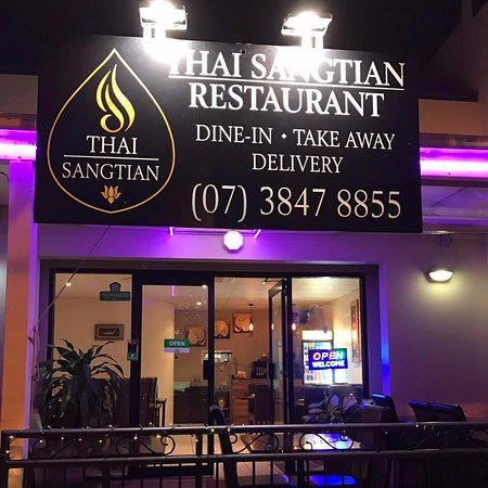 Thai Sangtian Restaurant - Accommodation Broken Hill