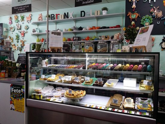 Brinx Deli  Cafe - Accommodation Broken Hill