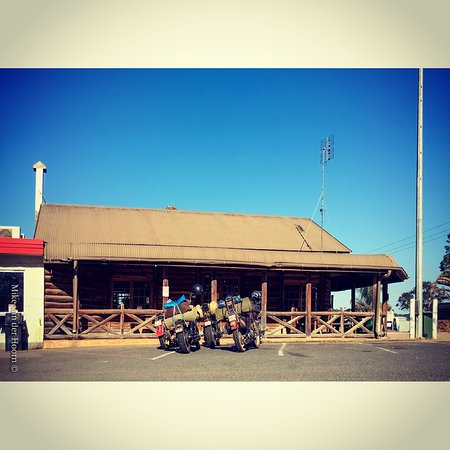 Gold Nugget Truck Stop - Accommodation Broken Hill