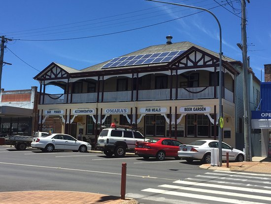 Omaras - Accommodation Broken Hill
