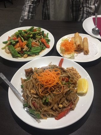 Orso Thai Restaurant - Accommodation Broken Hill
