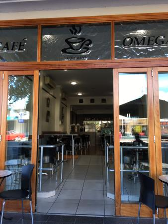 Cafe Omega - Accommodation Broken Hill