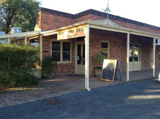 King River Cafe - Accommodation Broken Hill