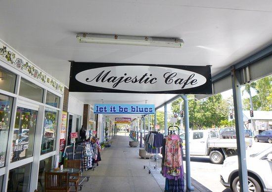 Majestic Cafe - Accommodation Broken Hill