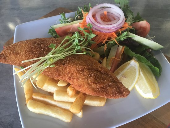 Cedar Park Fish and Chips - Accommodation Broken Hill