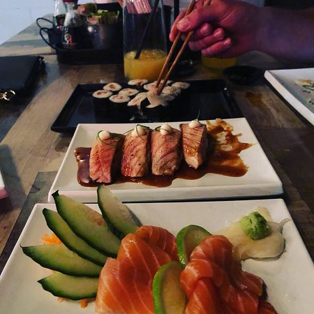 Ginja Ninja Sushi Cafe - Accommodation Broken Hill
