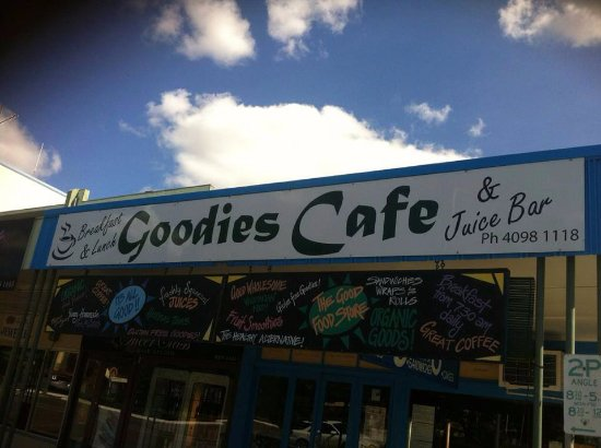Goodies Cafe - Accommodation Broken Hill