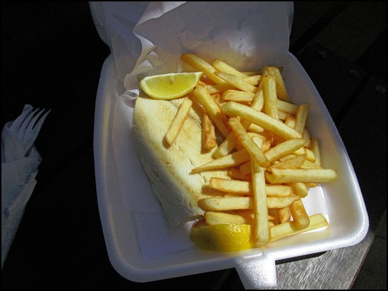 Nanango Seafood  Takeaway - Accommodation Broken Hill