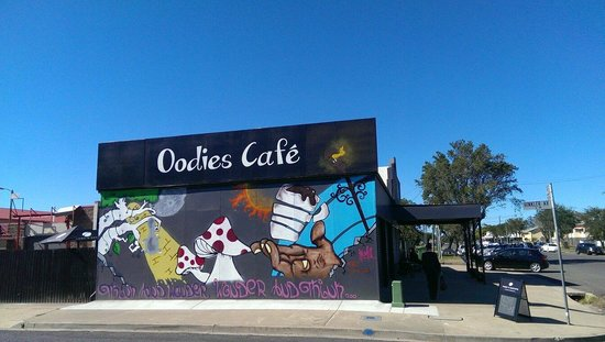 Oodies Cafe - Accommodation Broken Hill