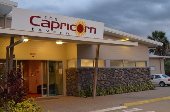 The Capricorn Tavern - Accommodation Broken Hill