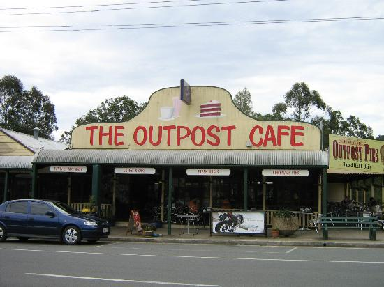 The Outpost Cafe - Accommodation Broken Hill