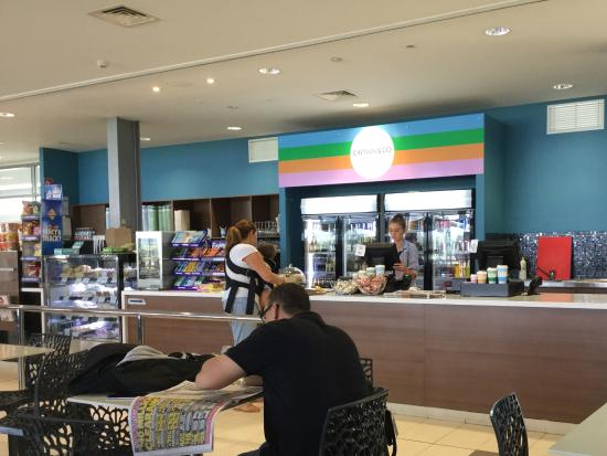 Whitsunday Coast Airport Cafe - Accommodation Broken Hill