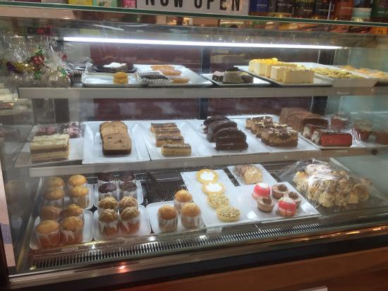 Ivy's coffee  cake - Accommodation Broken Hill