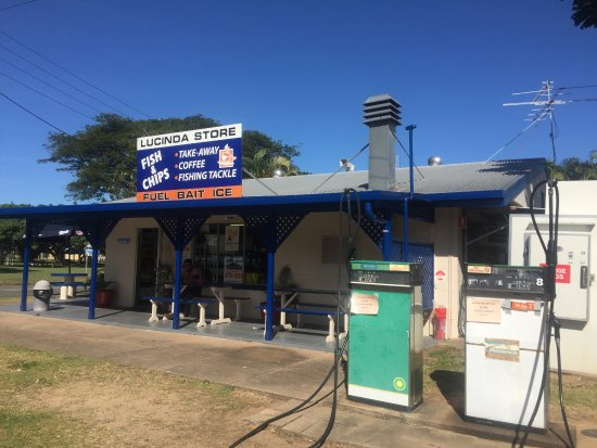Lucinda Jetty Store  Take-Away - Accommodation Broken Hill