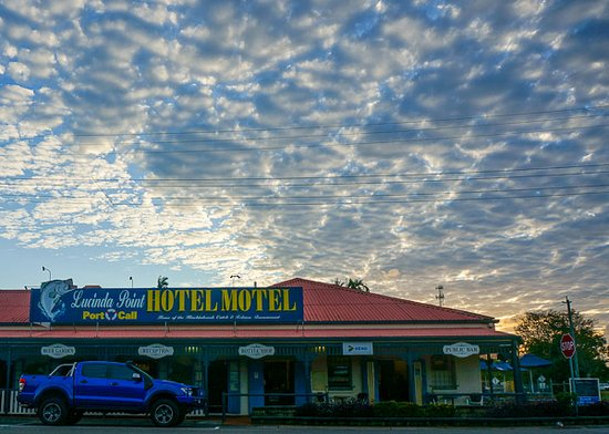 Lucinda Point Hotel Motel Restaurant - Accommodation Broken Hill