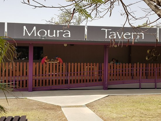 Moura Tavern - Accommodation Broken Hill