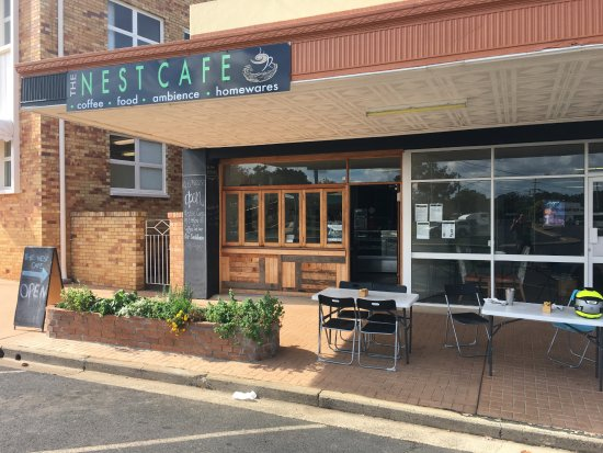 The Nest Cafe Crows Nest - Accommodation Broken Hill
