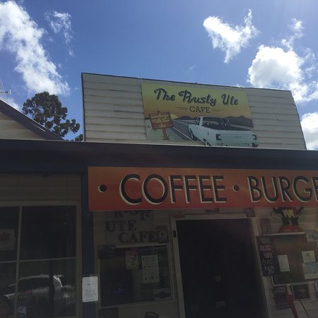 The Rusty Ute Cafe