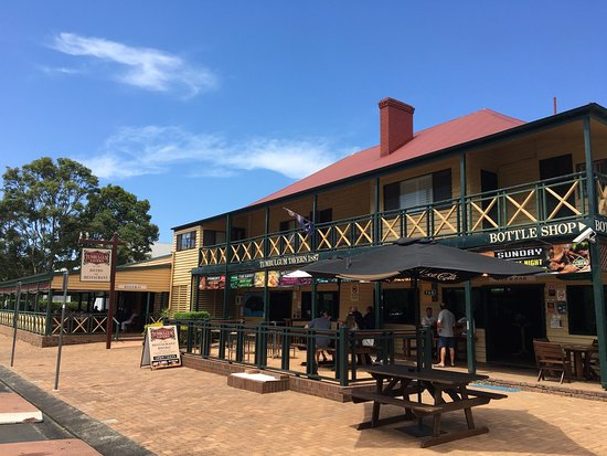 Tumbulgum Tavern - Accommodation Broken Hill