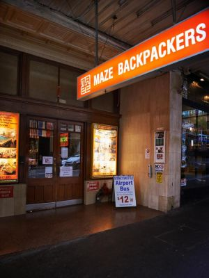 Maze Backpackers - Sydney - Accommodation Broken Hill