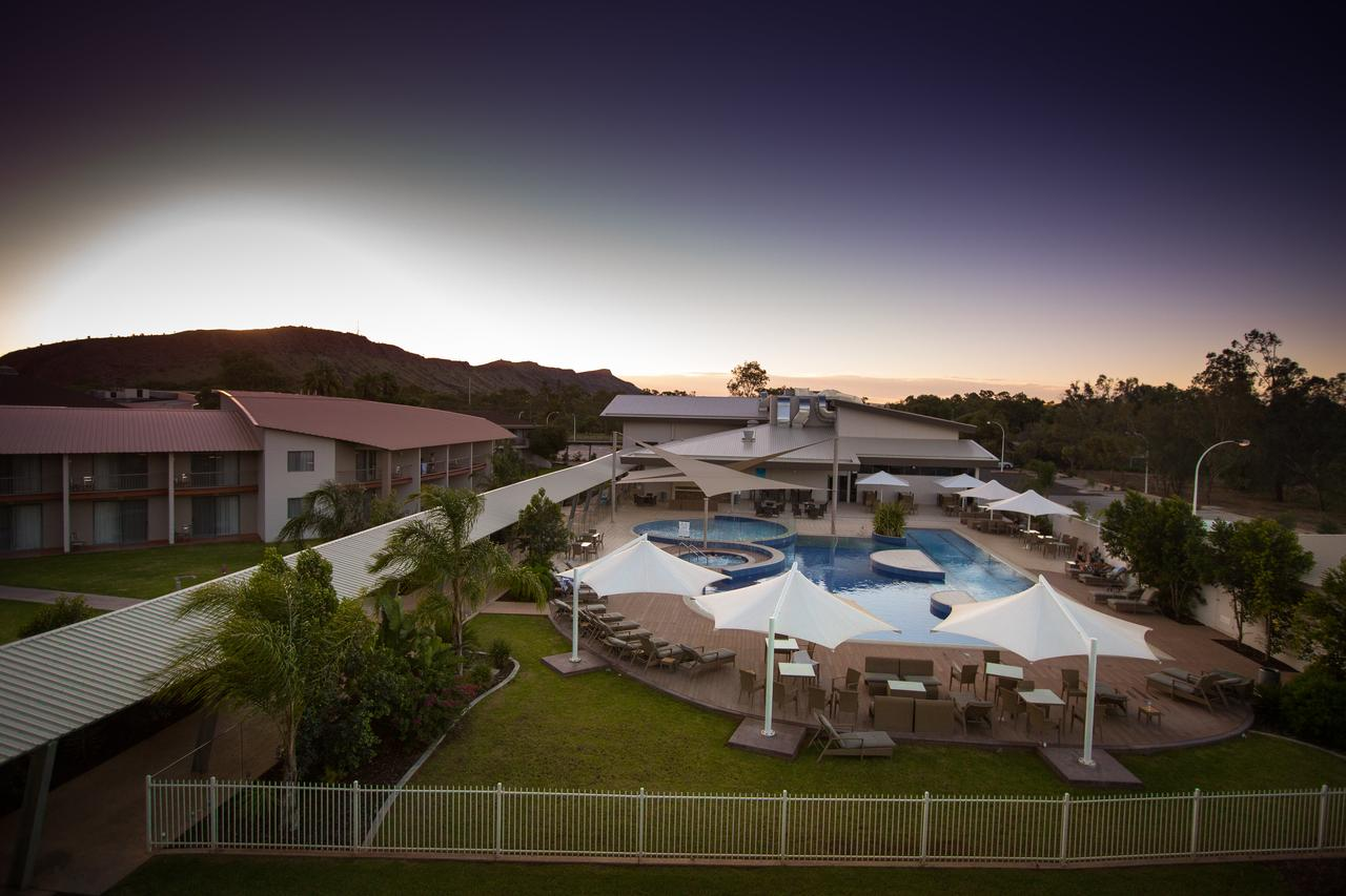 Crowne Plaza Alice Springs Lasseters - Accommodation Broken Hill