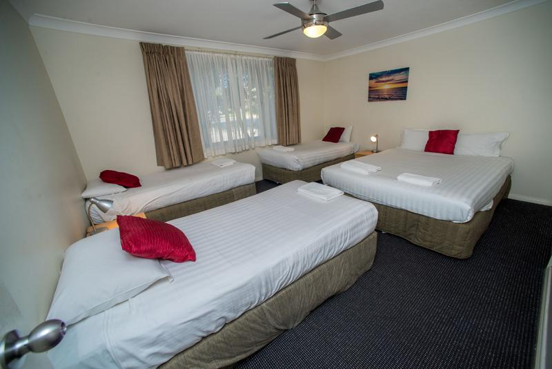 Beaches Serviced Apartments - Accommodation Broken Hill
