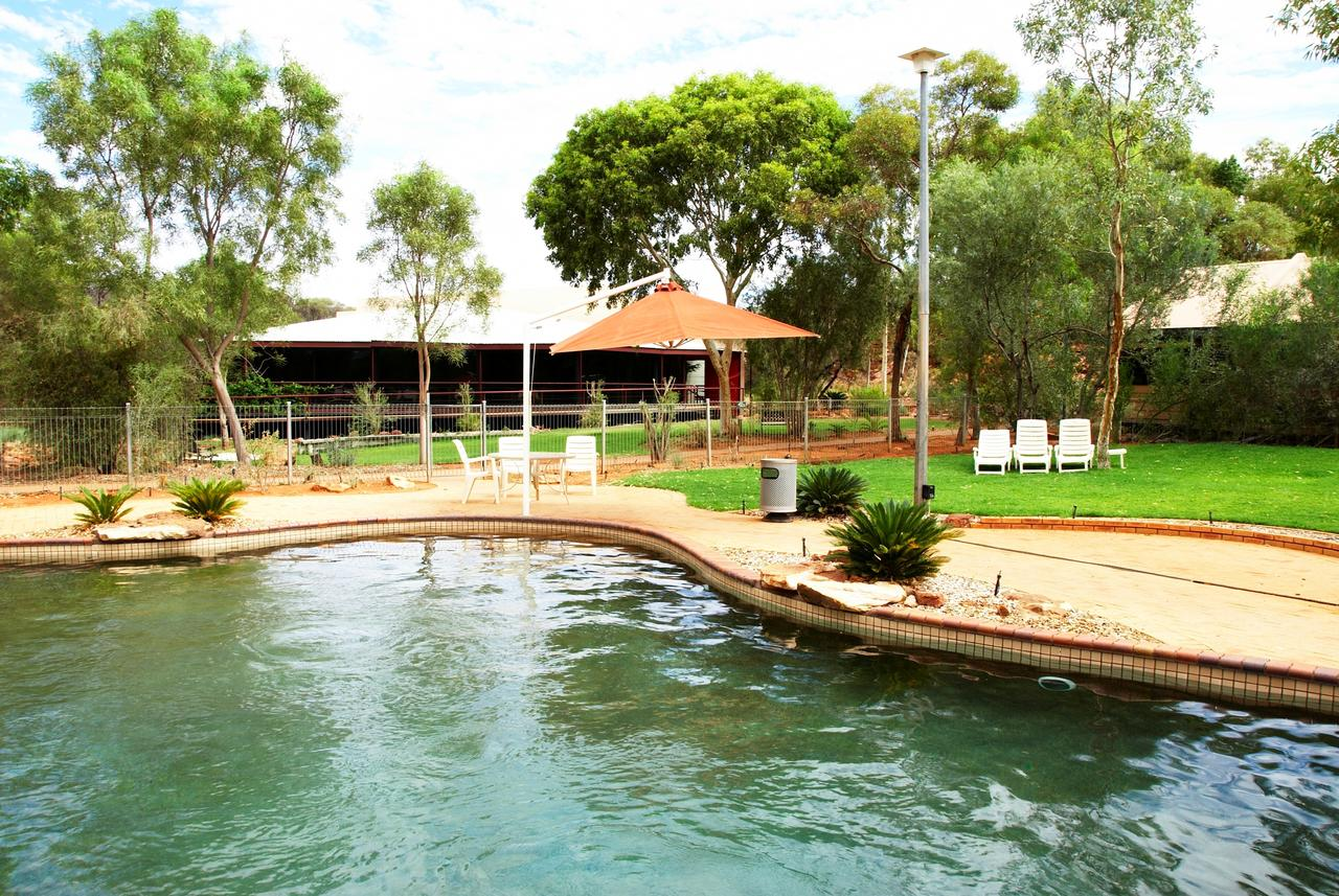 Kings Canyon Resort - Accommodation Broken Hill