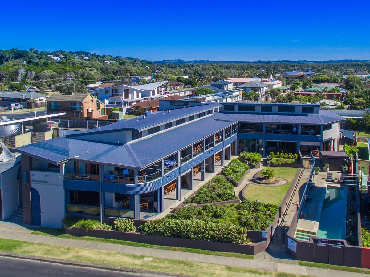 Lennox Holiday Apartments - Accommodation Broken Hill