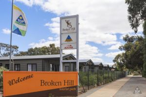 Broken Hill Tourist Park - Accommodation Broken Hill