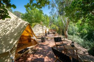 Castlemaine Gardens Luxury Glamping - Accommodation Broken Hill