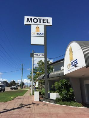 City Sider Motor Inn - Accommodation Broken Hill