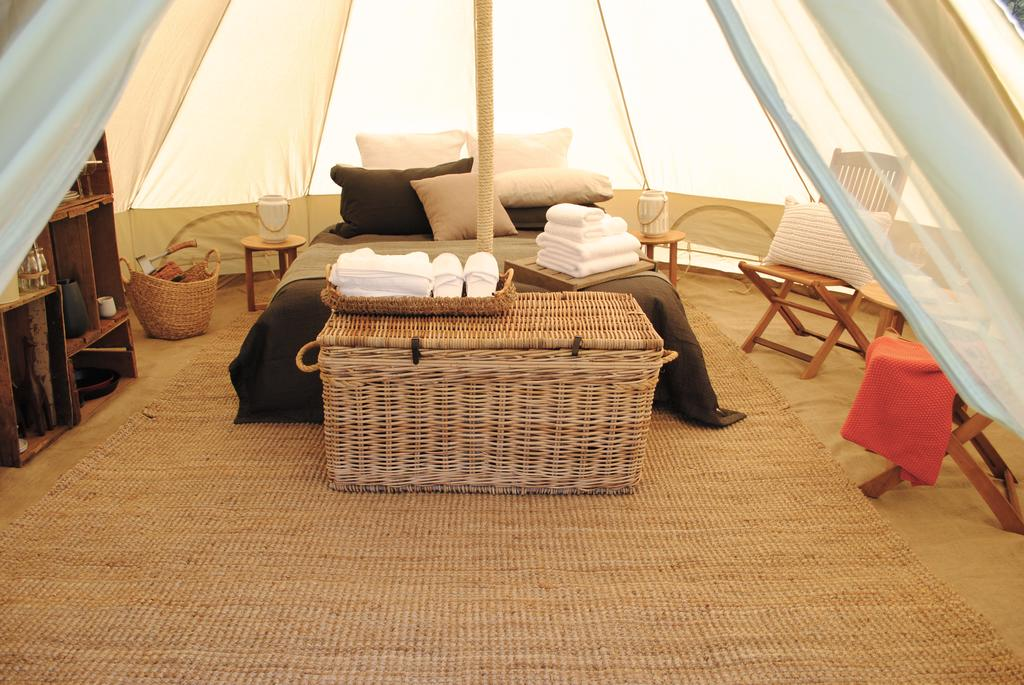 Cosy Tents - Daylesford - Accommodation Broken Hill