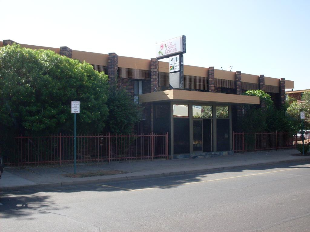 Desert Rose Inn Alice Springs - Accommodation Broken Hill