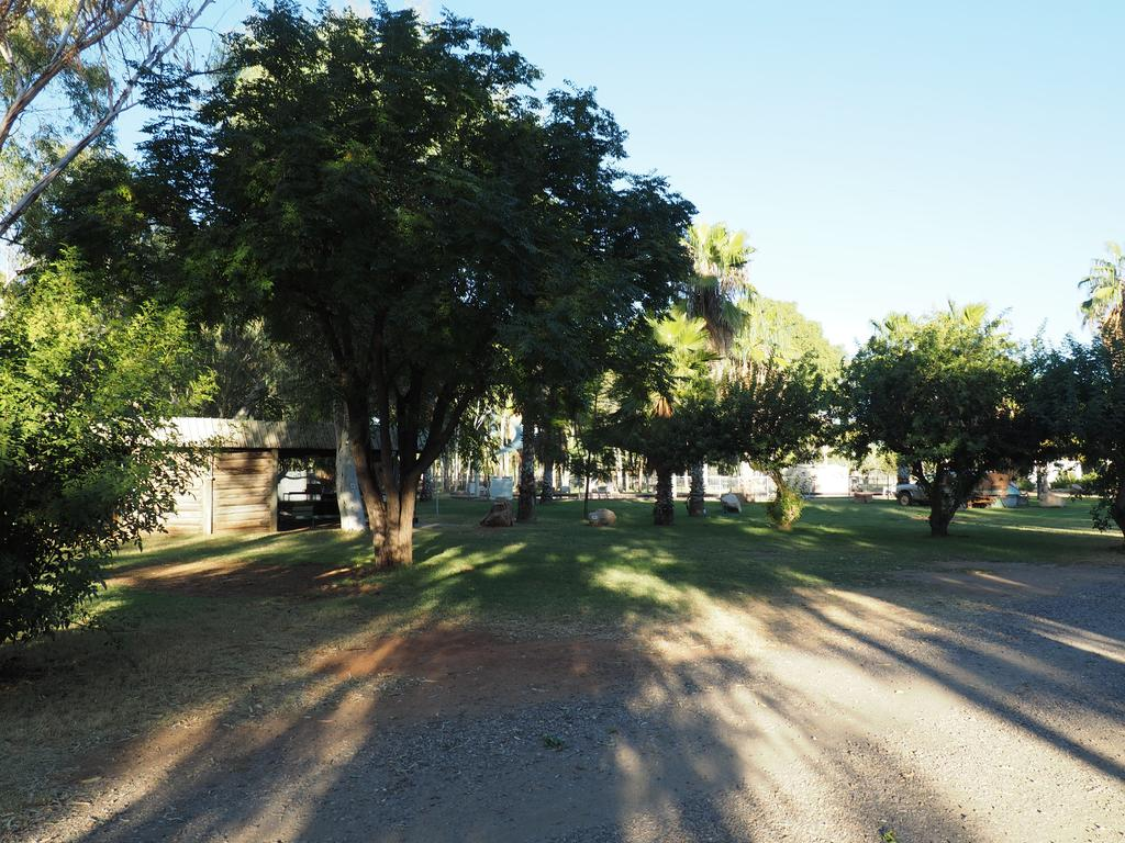 Heritage Caravan Park - Accommodation Broken Hill