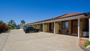 Aalbany Motel Narrabri - Accommodation Broken Hill